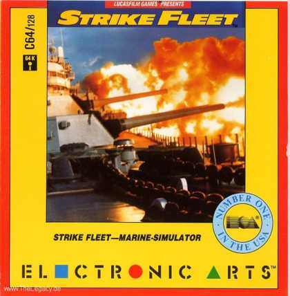 Misc. Games - Strike Fleet: The Naval Task Force Simulator