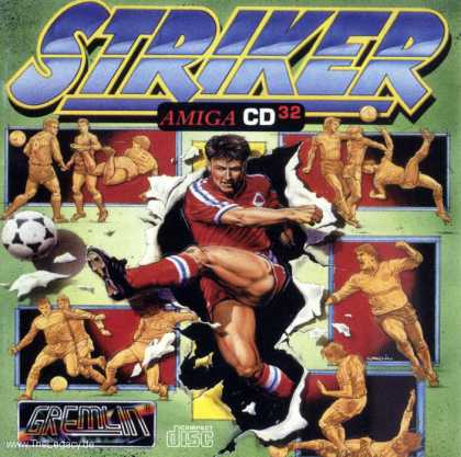 Misc. Games - Striker