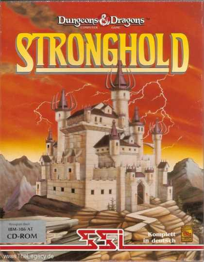 Misc. Games - Stronghold