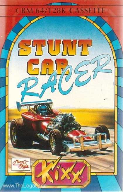 Misc. Games - Stunt Car Racer
