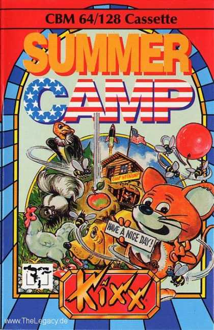 Misc. Games - Summer Camp