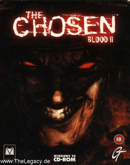 Misc. Games - Blood II: The Chosen