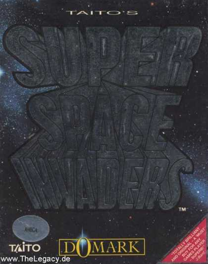 Misc. Games - Super Space Invaders