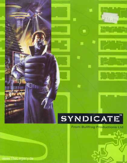 Misc. Games - Syndicate