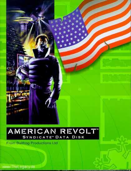 Misc. Games - Syndicate: American Revolt