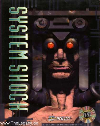 Misc. Games - System Shock: The Final Cyberspace