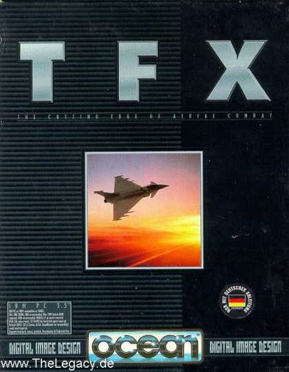 Misc. Games - TFX: Tactical Fighter Experiment