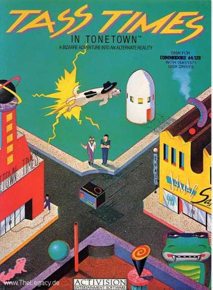 Misc. Games - Tass Times in Tonetown