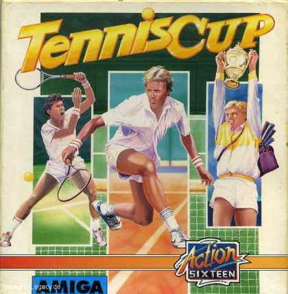 Misc. Games - Tennis Cup