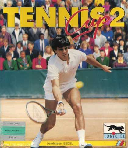 Misc. Games - Tennis Cup 2
