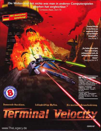 Misc. Games - Terminal Velocity