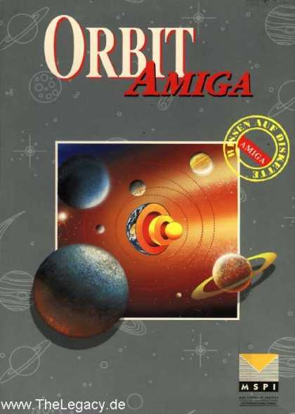 Misc. Games - Orbit Amiga