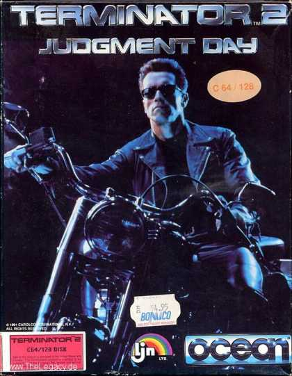 Misc. Games - Terminator 2: Judgment Day