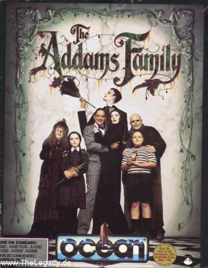 Misc. Games - Addams Family, The