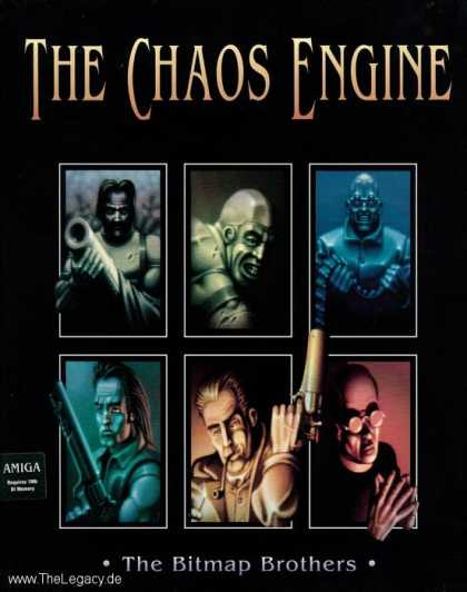 Misc. Games - Chaos Engine, The