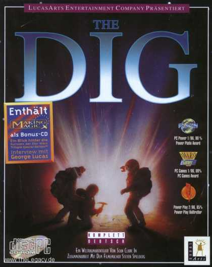 Misc. Games - Dig, The
