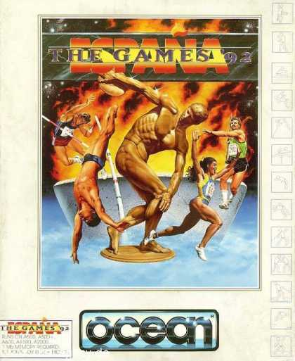 Misc. Games - Espana - The Games'92