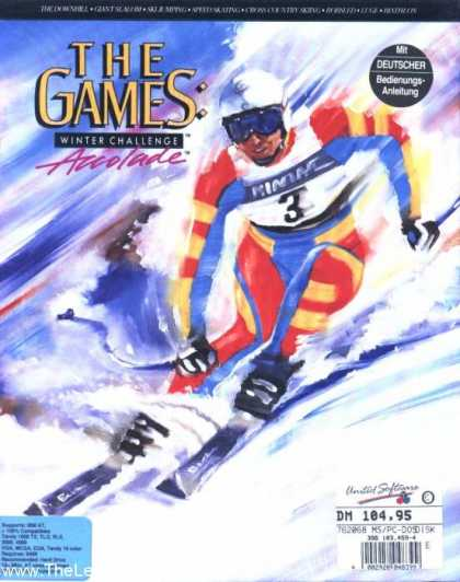 Misc. Games - Games, The: Winter Challenge