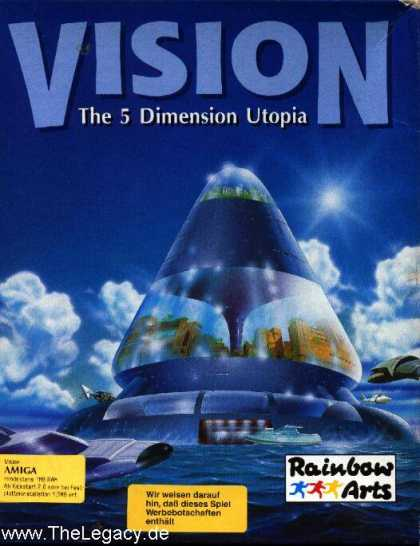 Misc. Games - Vision: The 5 Dimension Utopia