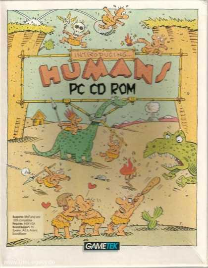Misc. Games - Humans, The