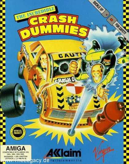 Misc. Games - Incredible Crash Dummies, The