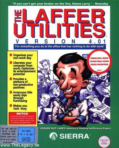 Misc. Games - Laffer Utilities, The