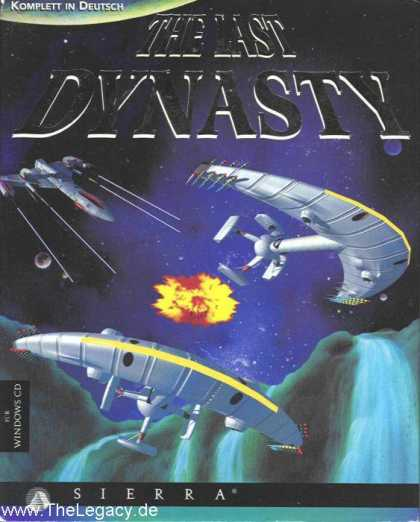 Misc. Games - Last Dynasty, The