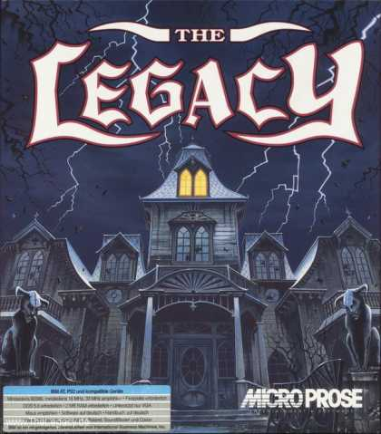 Misc. Games - Legacy, The: Realm of Terror