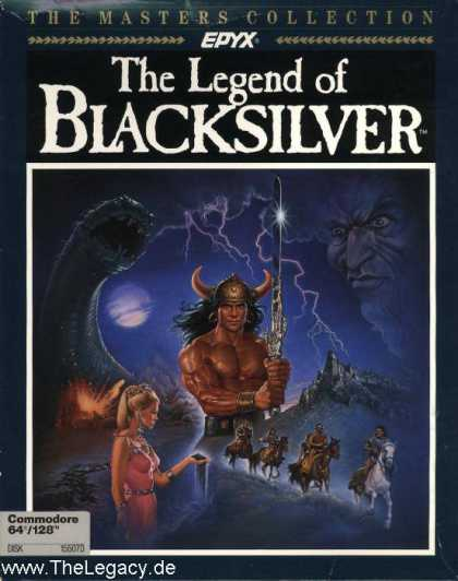 Misc. Games - Legend of Blacksilver, The