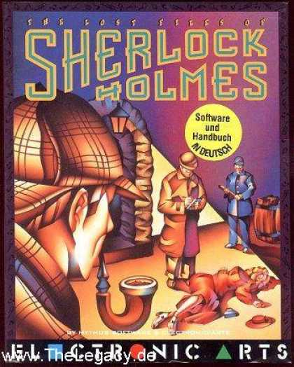 Misc. Games - Lost Files of Sherlock Holmes, The: The Case of the Serrated Scalpel