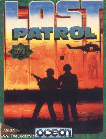 Misc. Games - Lost Patrol, The