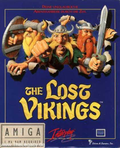 Misc. Games - Lost Vikings, The