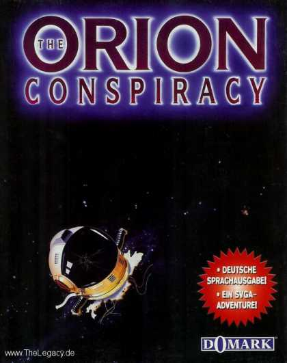 Misc. Games - Orion Conspiracy, The