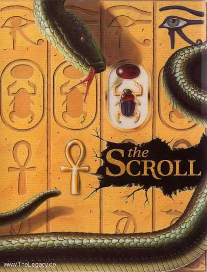Misc. Games - Scroll, The