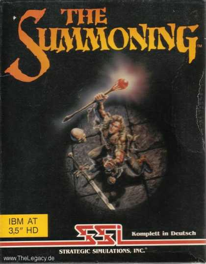 Misc. Games - Summoning, The