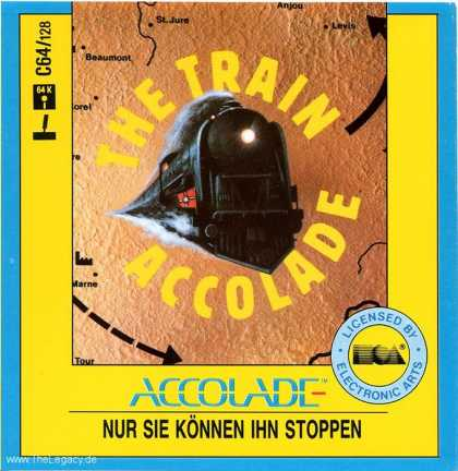Misc. Games - Train, The: Escape to Normandy