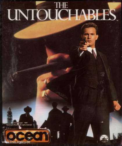 Misc. Games - Untouchables, The