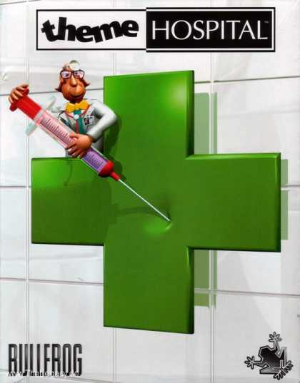 Misc. Games - Theme Hospital