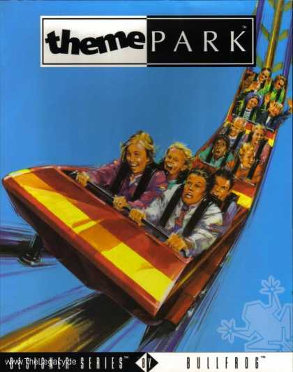 Misc. Games - Theme Park