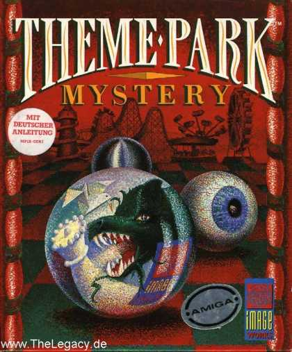 Misc. Games - Theme Park Mystery: Variations on a Theme