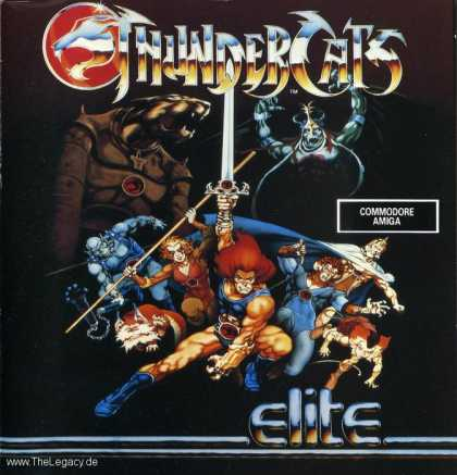 Misc. Games - Thundercats