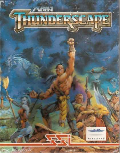 Misc. Games - World of Aden - Thunderscape