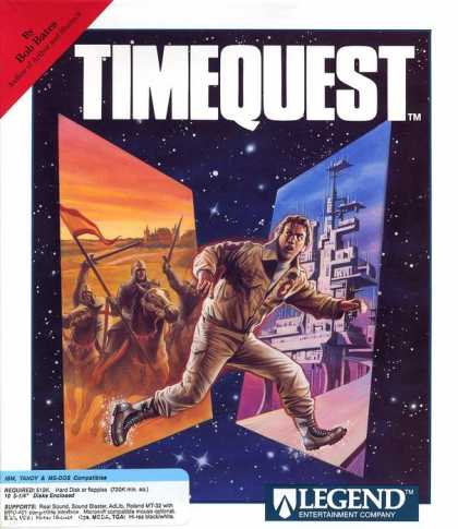 Misc. Games - TimeQuest