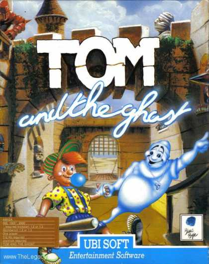 Misc. Games - Tom and the Ghost