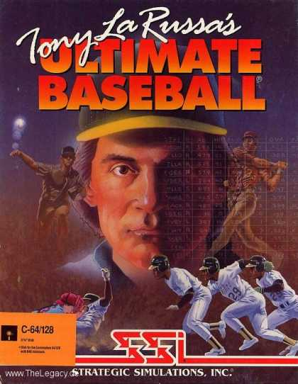 Misc. Games - Tony La Russa's Ultimate Baseball