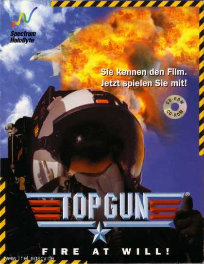 Misc. Games - Top Gun: Fire at Will!