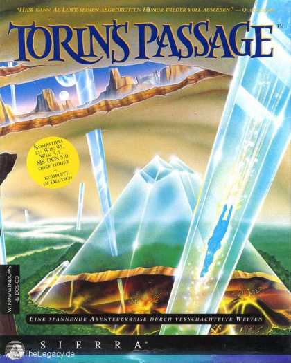 Misc. Games - Torin's Passage