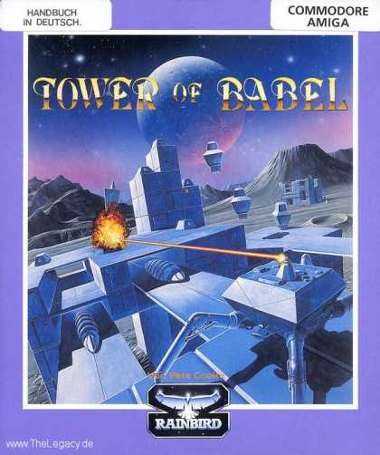 Misc. Games - Tower of Babel