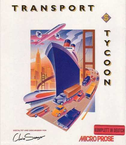Misc. Games - Transport Tycoon