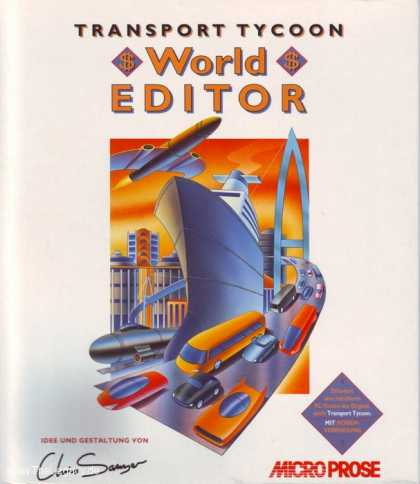 Misc. Games - Transport Tycoon: World Editor